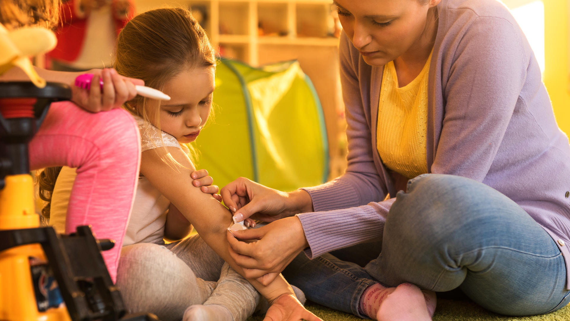 First Aid Training for Schools
