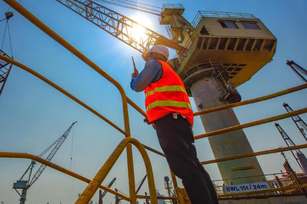 LEEA Gantry Crane Training