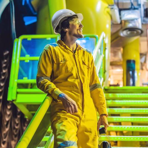 Offshore Worker